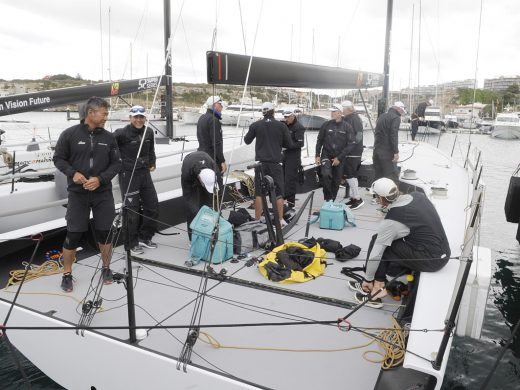 """(Fotos) Los """"Fórmula 1"""" del mar ya están en Menorca"""