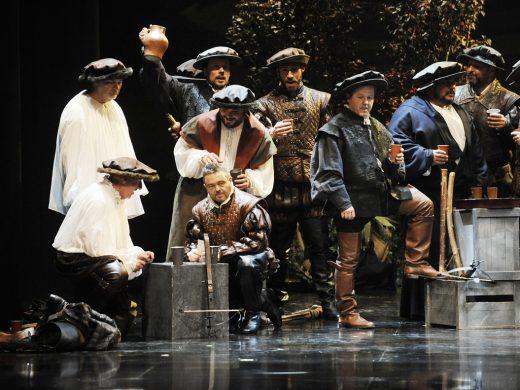 (Fotos) Ernani llena el Teatre Principal y ses Moreres