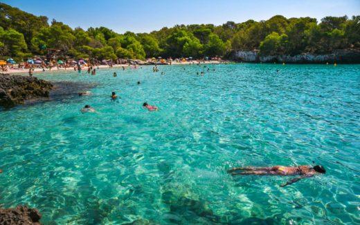 Playas paradisíacas.