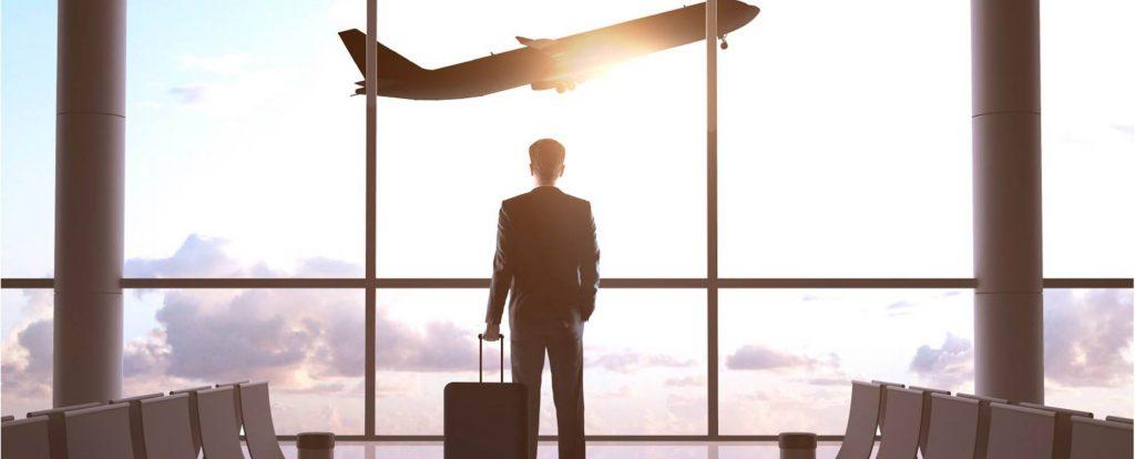 Los viajeros por negocios integran el 6 % del total.