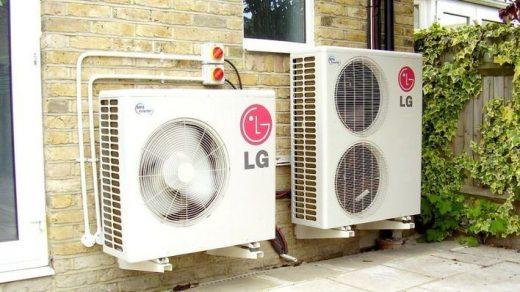 El consumo de aire acondicionado se ha incrementado estos días de calor