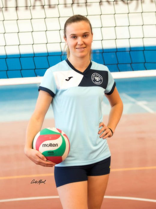 María Sanchís, nueva jugadora del Avarca de Menorca.