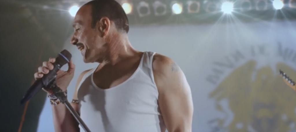 Una imagen del vídeo promocional.