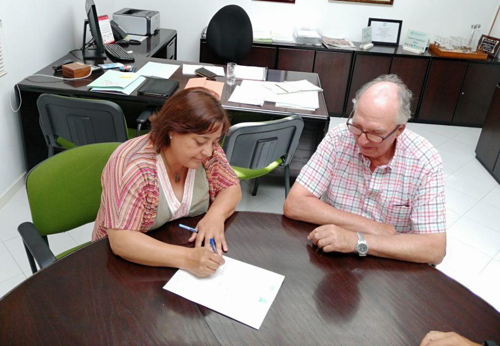 Carol Marqués adquiere los terrenos para mejorar la movilidad en Sant Lluís
