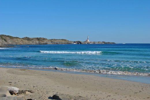 Ecoosfera alaba el paisaje y las playas de Menorca