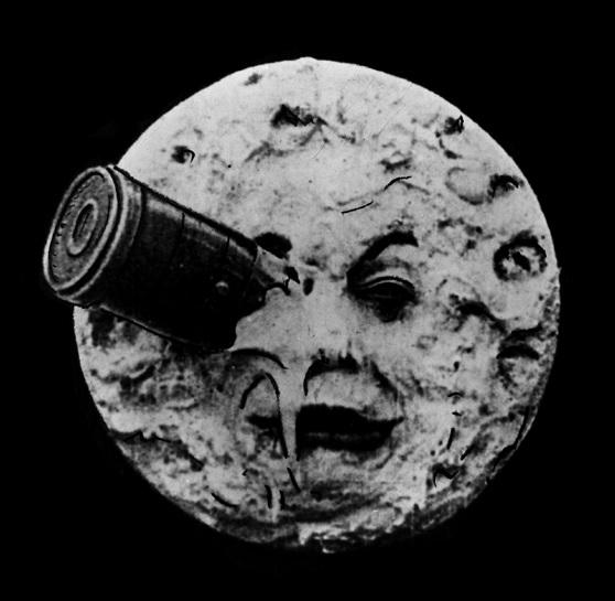 """El film """"Viaje a la Luna"""" fue una de las obras maestras de Méliès"""