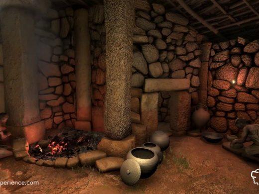 Realidad virtual para ver como era la Torre d'en Galmés talayótica
