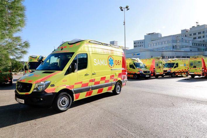 Los servicios de urgencias no pudieron hacer nada por él (Foto: Mallorcadiario)