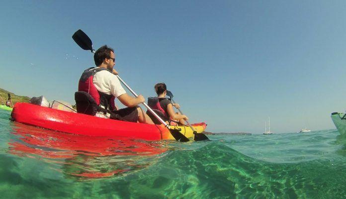 Habrá salidas hasta el mes de septiembre (Foto: Menorca en Kayak)