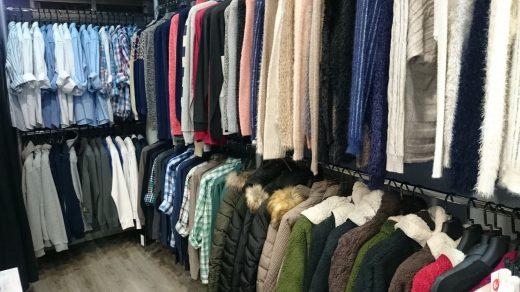 ¿Fondo de armario o un armario hondo?