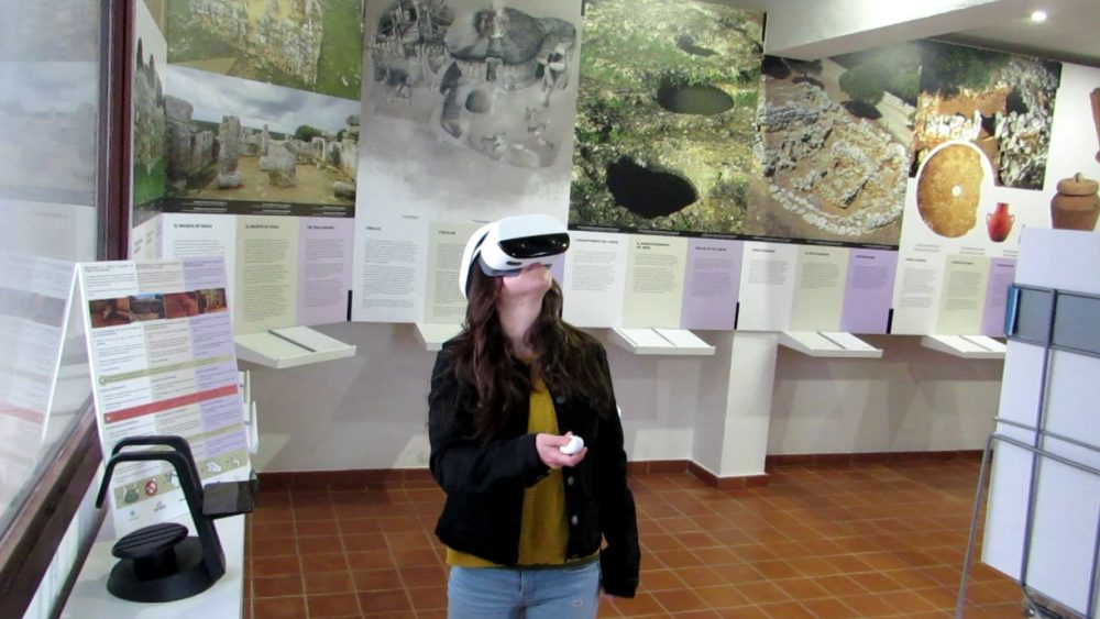 Gafas VR.