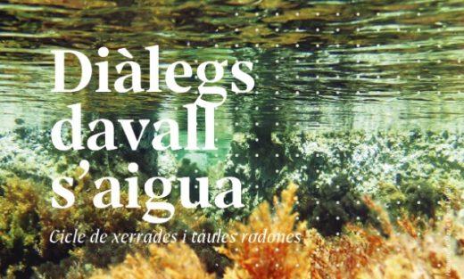 Un ciclo para tratar temas del ecosistema marino en Menorca