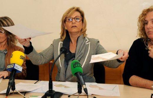 Coia Sugrañes, portavoz del Grupo Popular en el Consell de Menorca