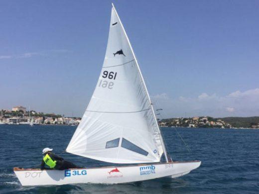 Regresa la Vuelta a Menorca en Patín a Vela
