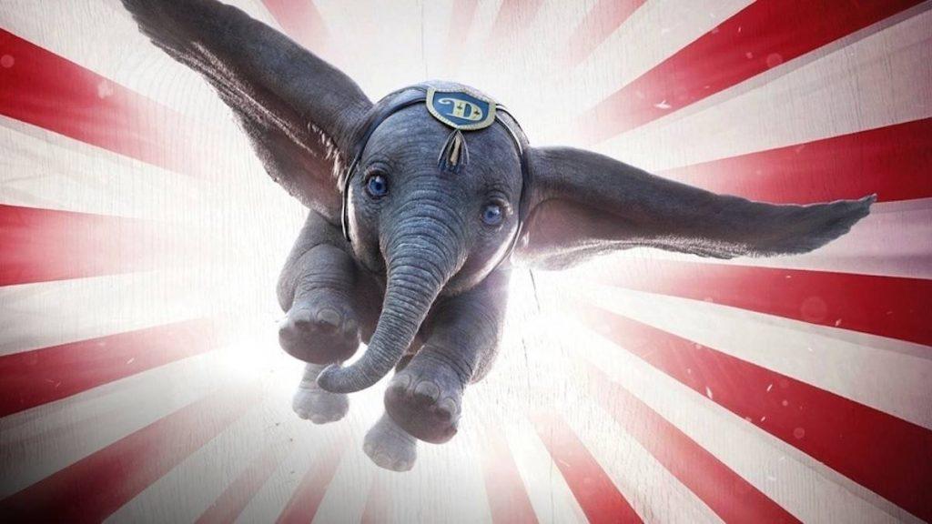 Imagen promocional de Dumbo.