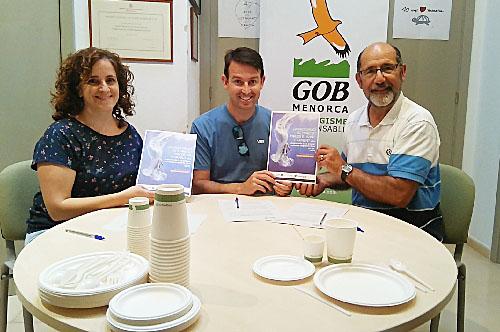 Ya hay una treintena de asociaciones y entidades menorquinas adheridas a la campaña del GOB