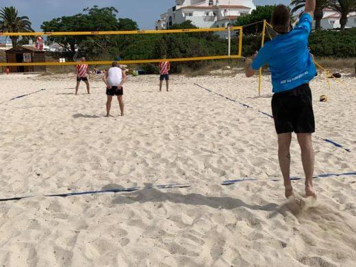 (Galería de fotos) Fiesta del volei playa en Ciutadella