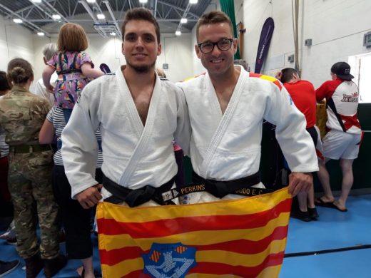 (Fotos) Más medallas en Gibraltar