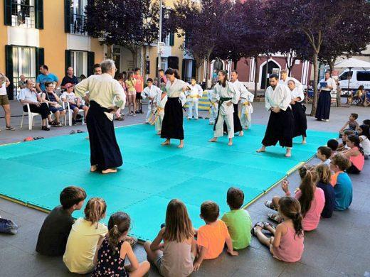 (Fotos) Alaior, territorio de aikido