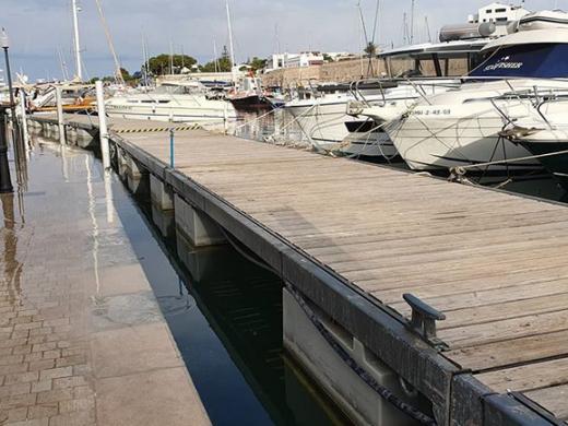 """(Fotos) Las imágenes de la """"rissaga"""" en Ciutadella"""