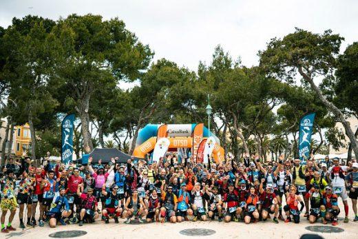 Imagen de archivo de la salida de la carrera (Foto: Trail Menorca)