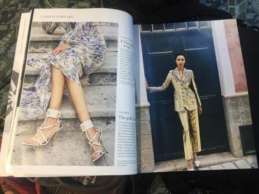 (Fotos) Menorca da la vuelta al mundo gracias a Harrods Magazine
