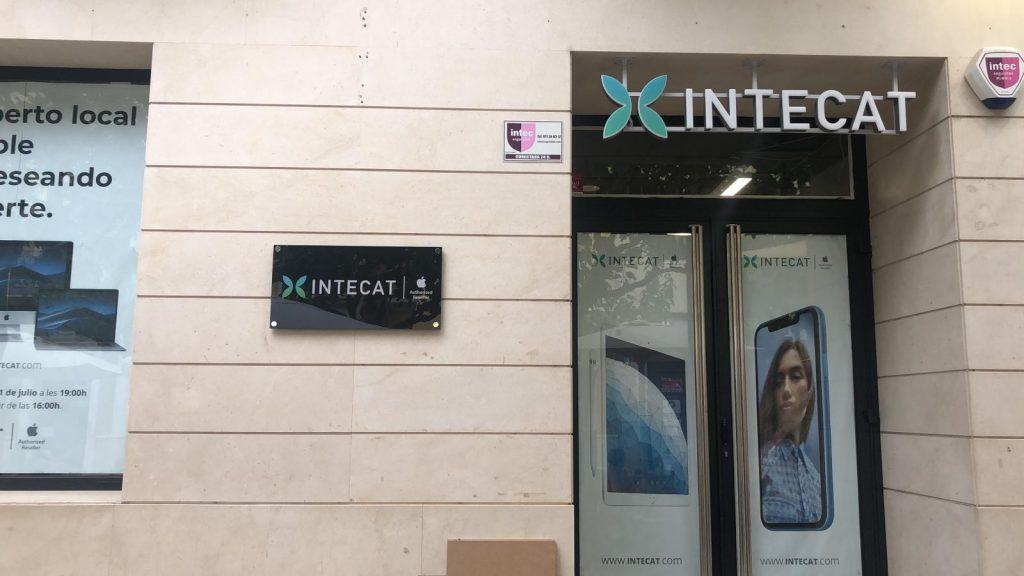 Imagen de la tienda en Maó.