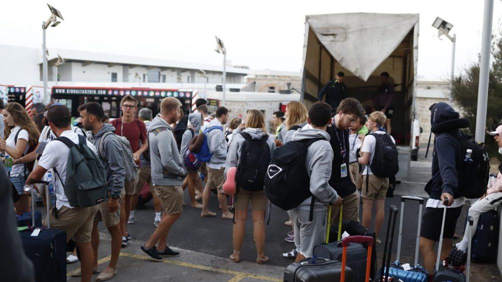 Expedición menorquina, rumbo a la Isla (Fotos: IGA Menorca)