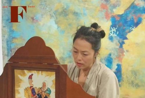 El Teatro de láminas de Makiko es una de las actividades que se realizarán esta tarde en Ferreries