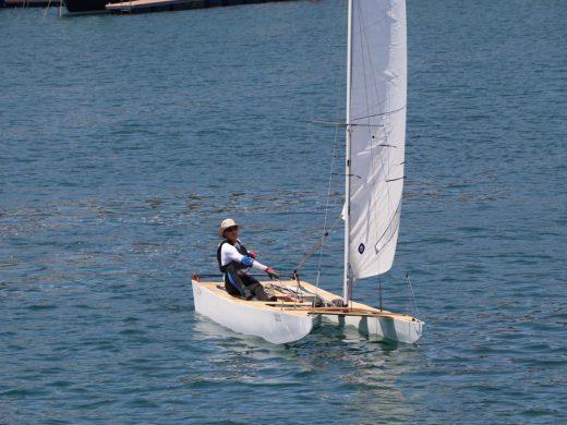 (Fotos) Arranca la Vuelta a Menorca en patín de vela