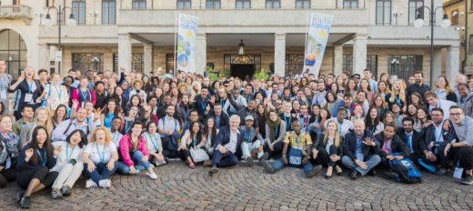Primer MAB Youth Forum, Foro de Jóvenes a nivel mundial, realizado en 2017 en Italia (Foto: biosferamenorca.org)