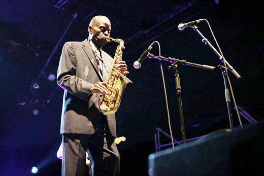 Parker es uno de los mejores saxofonistas del mundo (Foto: Teatro Principal de Maó)