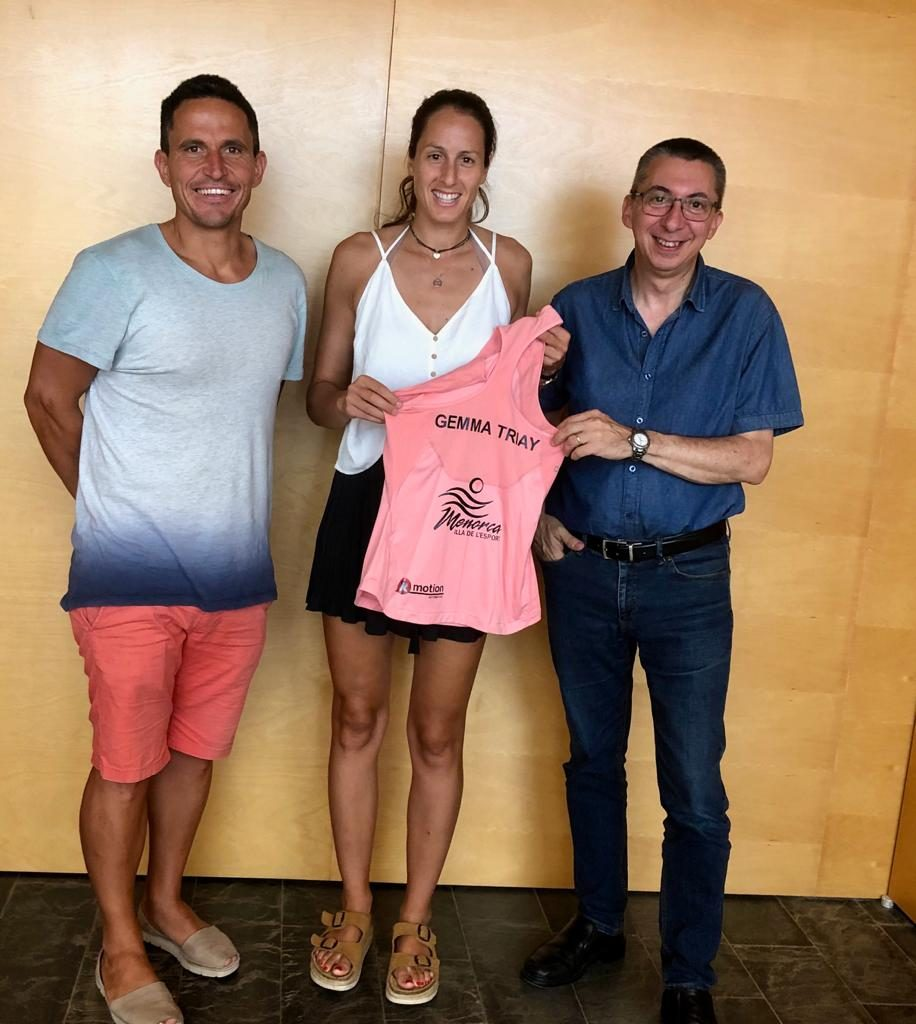 Gemma Triay colabora con el Consell de Menorca en el proyecto ONA