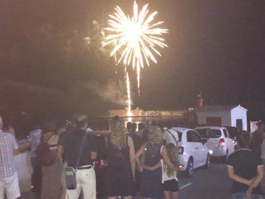 (Fotos y vídeo) Fin de fiesta