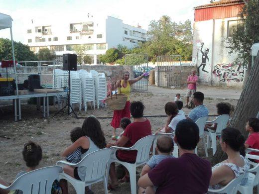 (Fotos) Ambiente natural en la fiesta de lo ecológico en Es Freginal