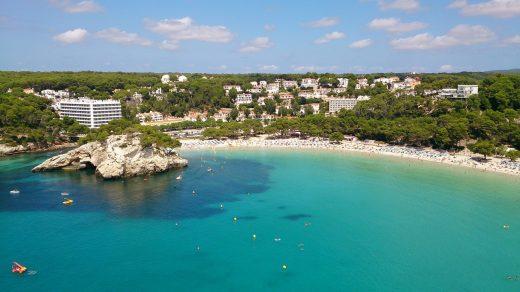 Playa de Cala Galdana