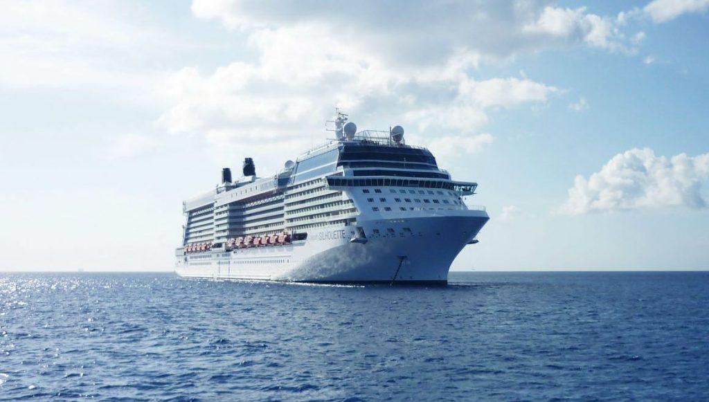 Crucero turístico.