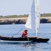 (Fotos) Sin viento, con riesgo