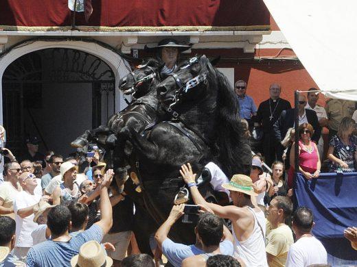 (Fotos y Vídeo) Gloriós Sant Jaume