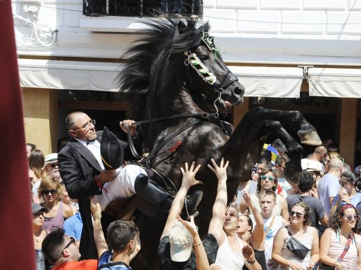 (Vídeo) La fiesta no para en Es Mercadal
