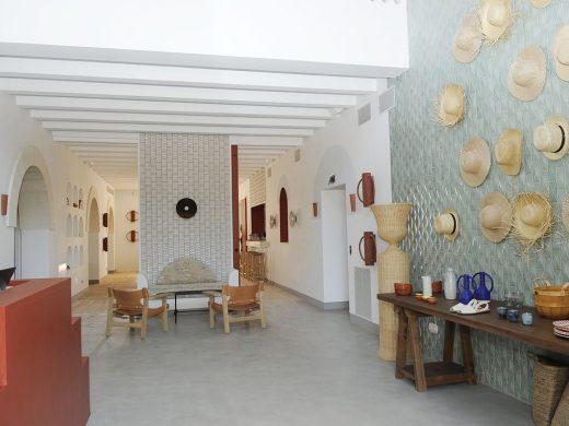 (Fotos) De casa cuartel a hotel de agroturismo de lujo