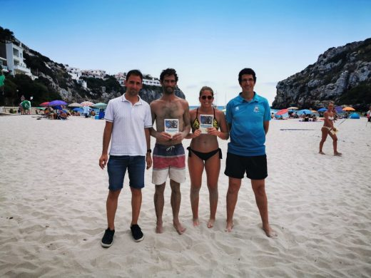 (Fotos) Cala'n Porter vive el voley playa
