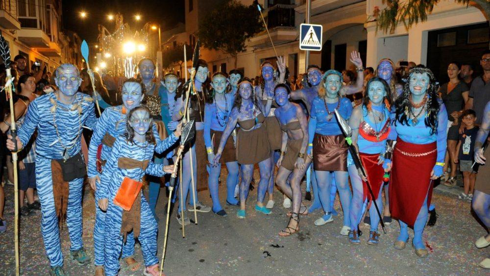 Avatar no podía faltar a la cita con el cine en Alaior