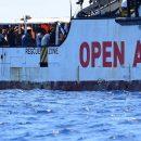 La Fiscalía de Agrigento ordena el desembarco de los migrantes del Open Arms