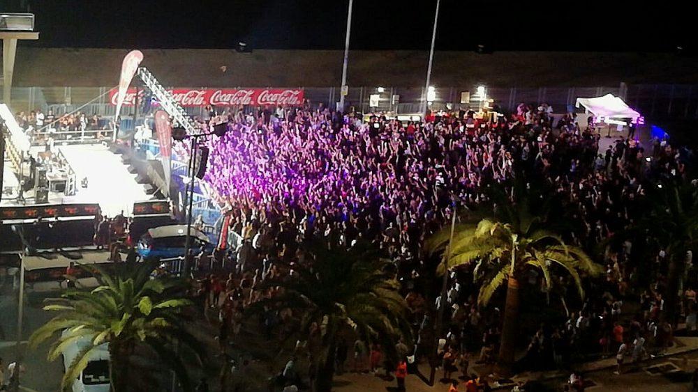 Ha sido la 4ª edición del 40 DJ Sessions en Menorca