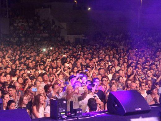 (Fotos) El mayor concierto del verano