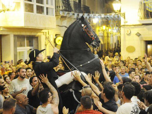 Sant Llorenç ya hace botar a Alaior