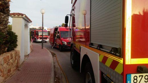 Un descuido en la cocina o el fallo de un electrodoméstico pudieron provocar el fuego