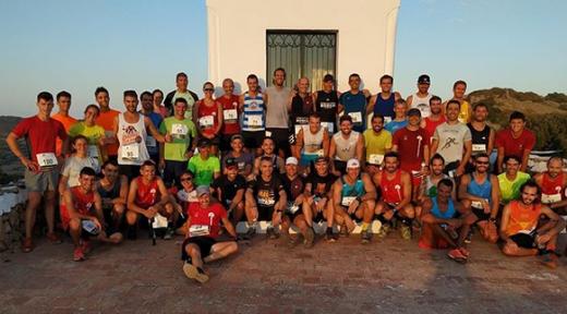 Participantes en la prueba (Foto: Elitechip)