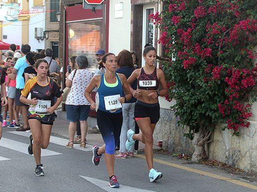 (Fotos) Maria Pallicer y Joan Solé se imponen en Sant Climent
